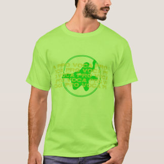 Green Team Method Grab Tshirt