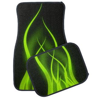 Green Tentacles Car Liners