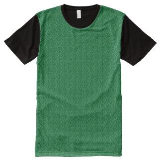 Green Texture American Apparel Shirt Buy Online