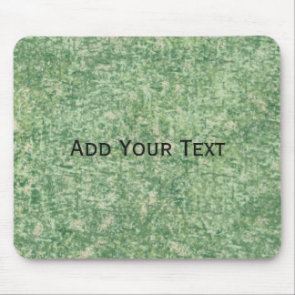 Green Textured Background by Shirley Taylor Mouse Pad
