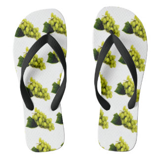 Green Three Flip Flops