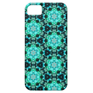 Green Tilly Lace iPhone 5 Covers