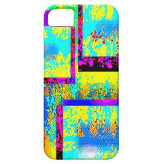 Green Tilt iPhone 5 Case