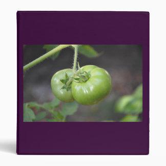 Green Tomato's Binder