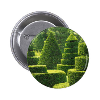 Green Topiary - Button 2