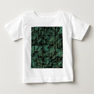 Green town baby T-Shirt
