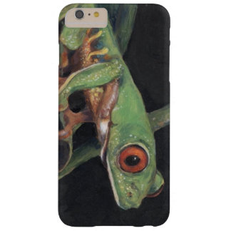 Green tree frog barely there iPhone 6 plus case