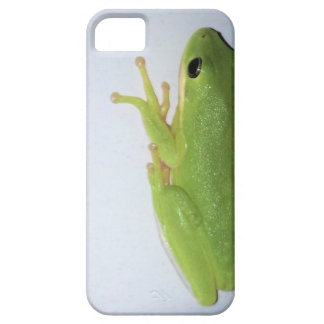 Green Tree Frog iPhone 5 Cases