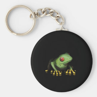 Green Tree Frog Products Customize Keychain