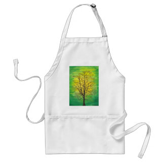 Green Tree Standard Apron