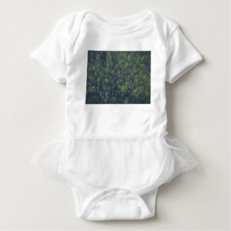 Green Trees Baby Bodysuit
