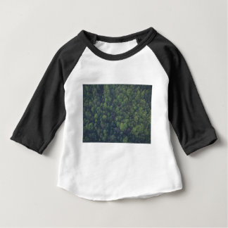 Green Trees Baby T-Shirt