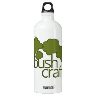 Green trees, bush craft