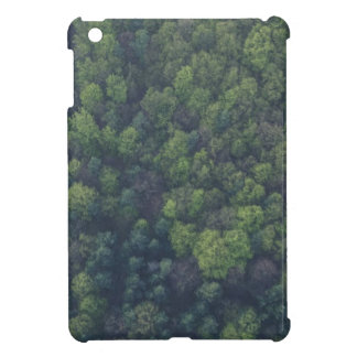 Green Trees Cover For The iPad Mini