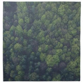 Green Trees Napkin