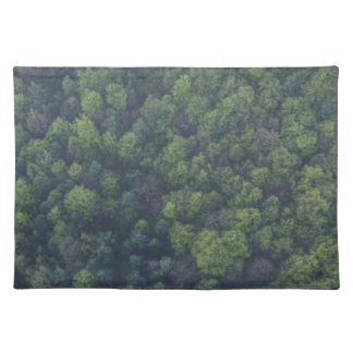 Green Trees Placemat