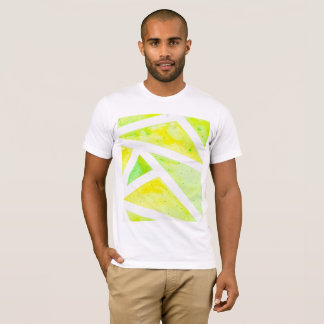 Green Triangle T-Shirt