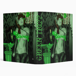 green tripp binder