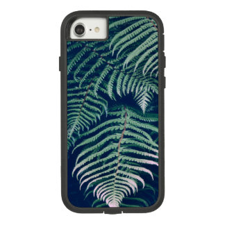 Green Tropical Fern Leaves Natural Pattern Case-Mate Tough Extreme iPhone 8/7 Case