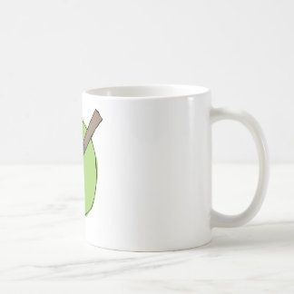 Green Trowel - Archaeologist's Toolkit Coffee Mug