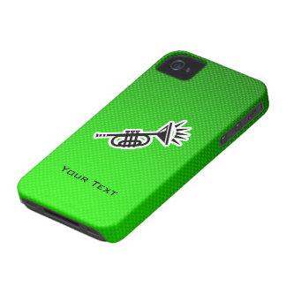 Green Trumpet Case-Mate iPhone 4 Case