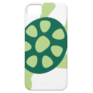 Green Turtle Swimming Case For The iPhone 5