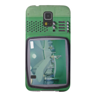 Green TV Case For Galaxy S5