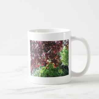 GREEN Unique Jungle Wild Garden  NewJersey NVN686 Classic White Coffee Mug