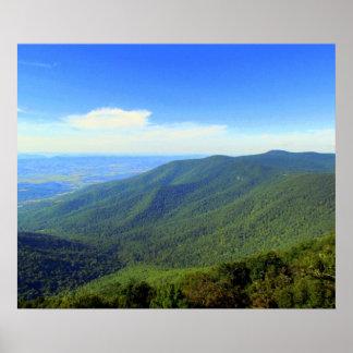 Green Valley of Virginia Poster