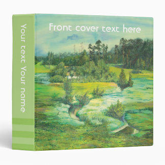 green valley vinyl binder