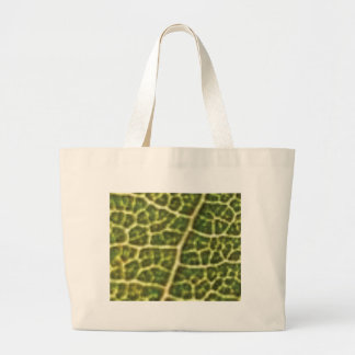 green veins or scales large tote bag