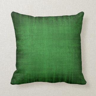 Green Velvet look Cushion