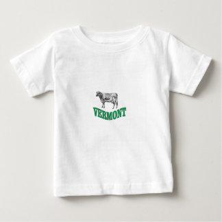 green vermont baby T-Shirt