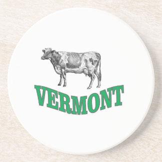 green vermont coaster