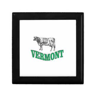 green vermont gift box