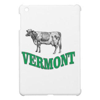 green vermont iPad mini cover