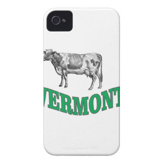green vermont iPhone 4 case