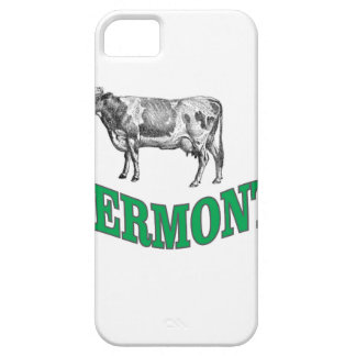 green vermont iPhone 5 case