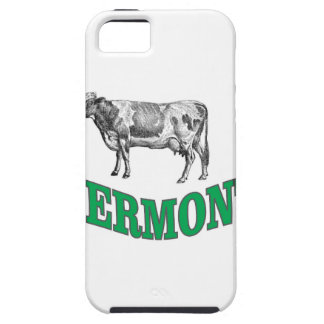 green vermont iPhone 5 cover