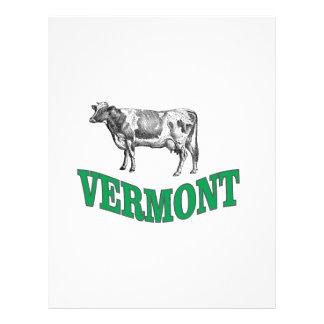 green vermont letterhead