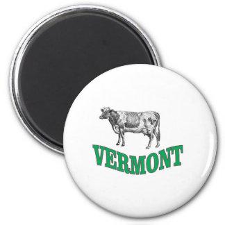 green vermont magnet