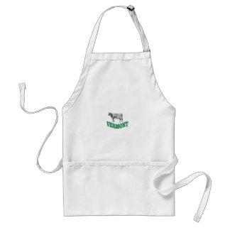 green vermont standard apron
