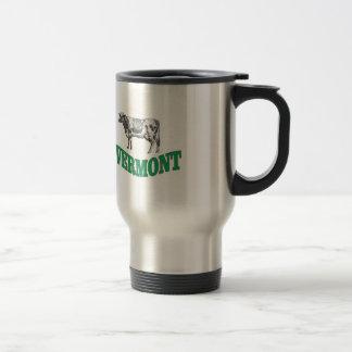 green vermont travel mug