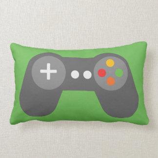 Green Video Games Controller Pillows