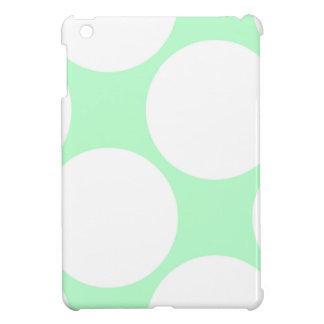 green water and great white spots ipad iPad mini case