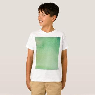 Green Watercolour Marble T-Shirt