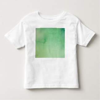 Green Watercolour Marble Toddler T-shirt