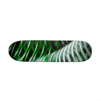 Green Wave Skateboard
