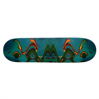 Green Waves Skate Boards
