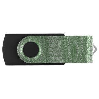Green Webs USB Flash Drive